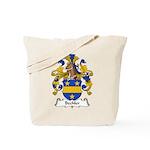 Bechler Family Crest Tote Bag