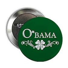 """::: O'bama ::: 2.25"""" Button"""