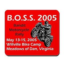 Boss 05 Mousepad