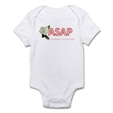 As Southern As Possible Infant Bodysuit