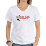 As Southern As Possible Women's V-Neck T-Shirt