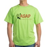 As Southern As Possible Green T-Shirt