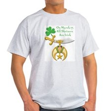 Irish Shriner Light T-shirt