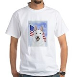 Patriotic German Shepherd Shirt