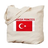 TURKISH PRINCESS Tote Bag