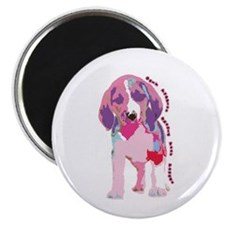 """Only Puppies Should Fear Poun 2.25"""" Magnet (100 pa"""