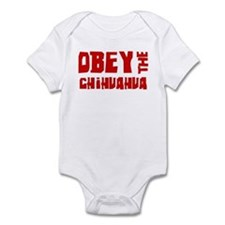 Obey the Chihuahua Onesie