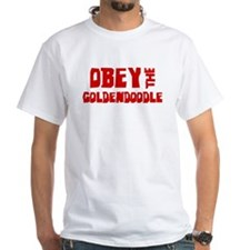 Obey the Goldendoodle Shirt