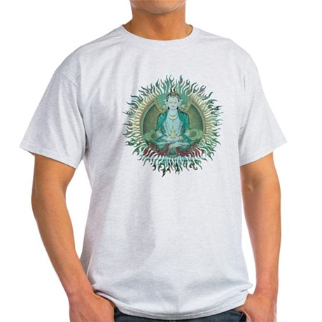 Amithaba Buddha Light T-Shirt