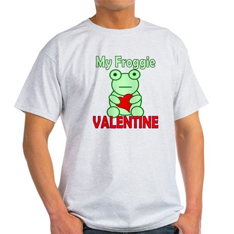 Frog Valentine Light T-Shirt