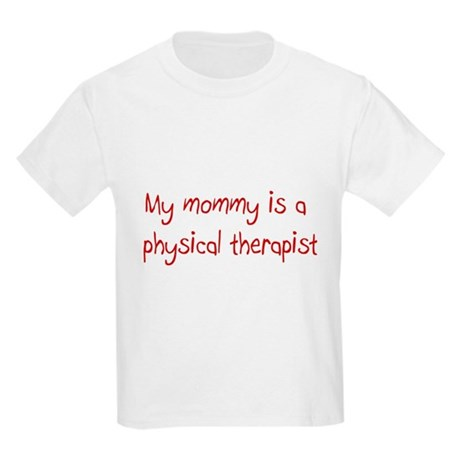 Physical Therapy Kids Light T-Shirt