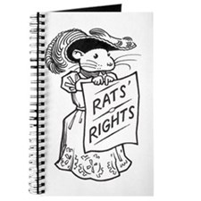 Cute Rats Journal