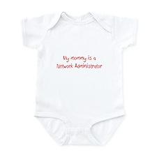 Network Adminstrator Infant Bodysuit