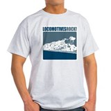 Locomotives Rock! T-Shirt
