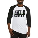 Soccer Mom Baseball Jersey