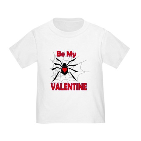 Spider Valentine Toddler T-Shirt