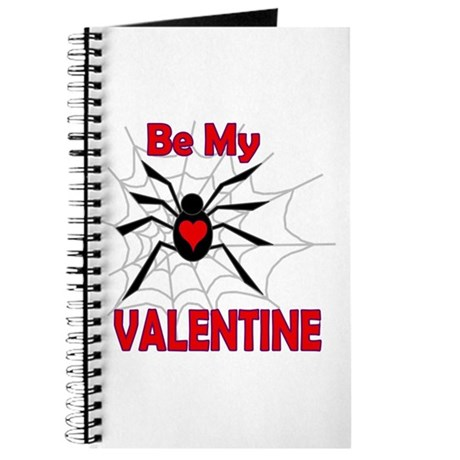 Spider Valentine Journal