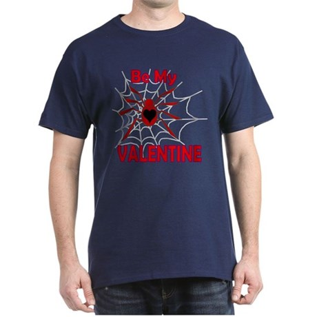 Spider Valentine Dark T-Shirt