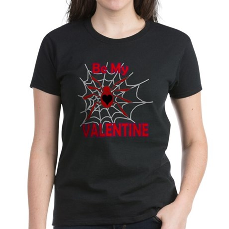 Spider Valentine Women's Dark T-Shirt
