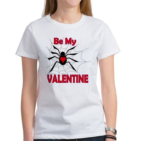 Spider Valentine Women's T-Shirt