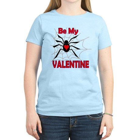 Spider Valentine Women's Light T-Shirt