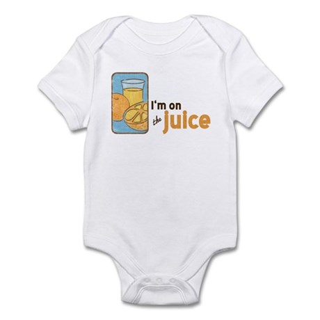 On The Juice Infant Bodysuit