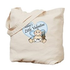 Nonni's Little Valentine BOY Tote Bag