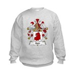 Auer Family Crest Kids Sweatshirt