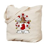 Auer Family Crest Tote Bag