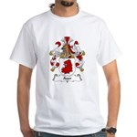 Auer Family Crest White T-Shirt