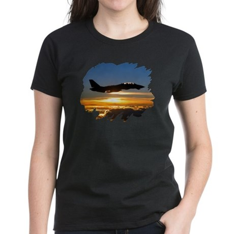 F-14 Tomcat Women's Dark T-Shirt