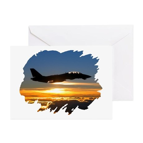 F-14 Tomcat Greeting Cards (Pk of 10)