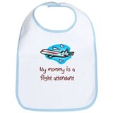 Flight Attendant Bib