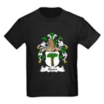 Adam Family Crest Kids Dark T-Shirt
