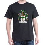 Adam Family Crest Dark T-Shirt