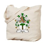 Adam Family Crest Tote Bag