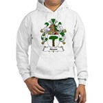 Adam Family Crest Hooded Sweatshirt