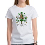 Adam Family Crest Women's T-Shirt