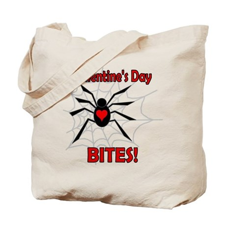 Valentine's Day Bites Tote Bag