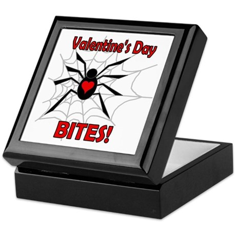 Valentine's Day Bites Keepsake Box
