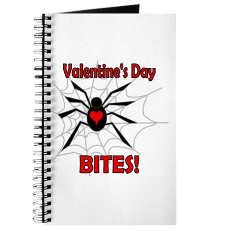 Valentine's Day Bites Journal
