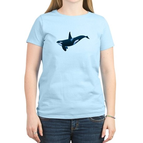 Orca Women's Light T-Shirt