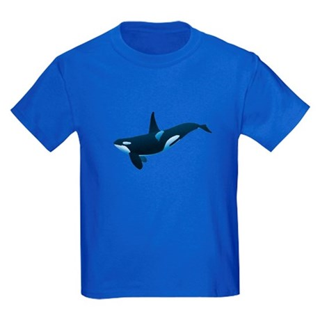 Orca Kids Dark T-Shirt