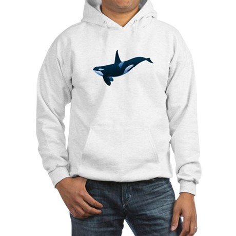 Orca Hooded Sweatshirt