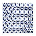 Dutch Blue & White Tile Coaster