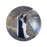 "Ye Olde Clothing Shoppe 3.5"" Button"