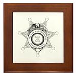 L.E.B.P.C.S. Framed Tile
