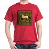 Akhal-Tekes Rock T-Shirt