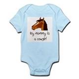 Cowgirl Infant Bodysuit