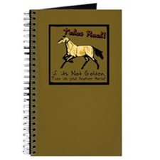 Akhal-Tekes Rock Journal